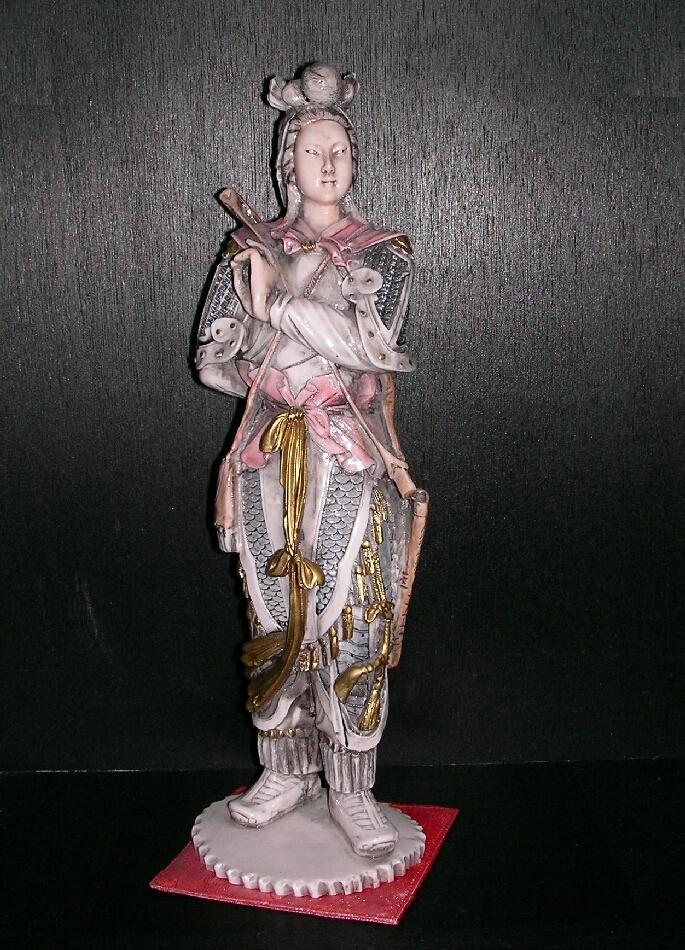 Hu San Niang, die Kriegerin vom Liang-