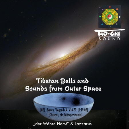 Saturn-Legends- Tibetan Bells and Sounds from Outer Space