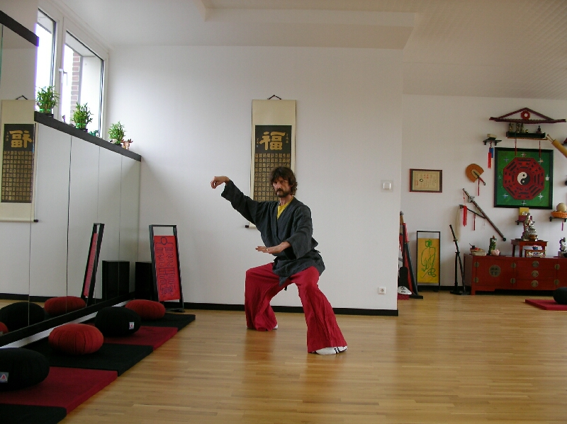 Tai-Chi aus unserer Tao-Chi-Chi-Kung-Form