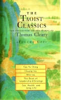 The Taoist Classic, Vol. 1, Thomas Cleary ...