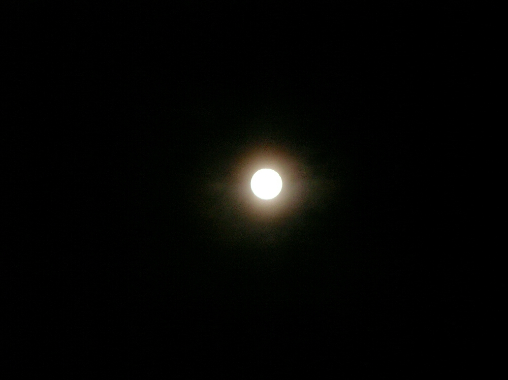 Vollmond 14. Oktober 2008